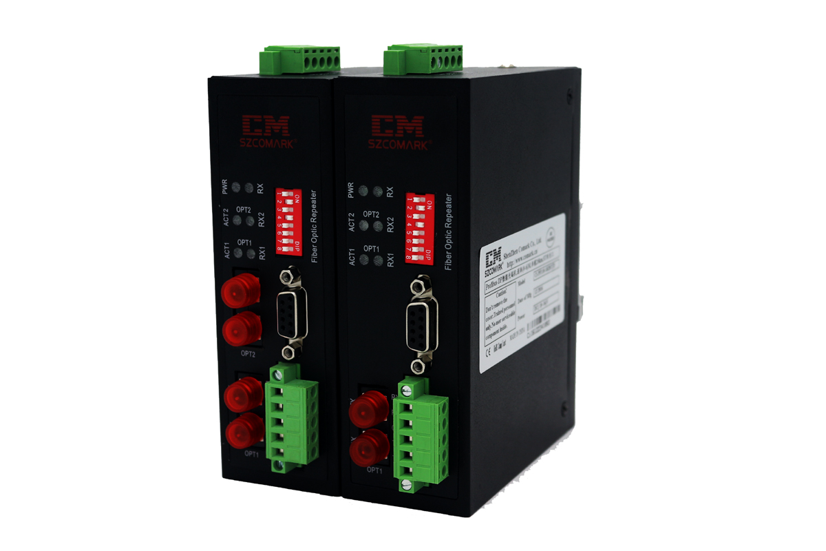 Ci-EF110/EF120 series |Memobus Fiber Optic Converter