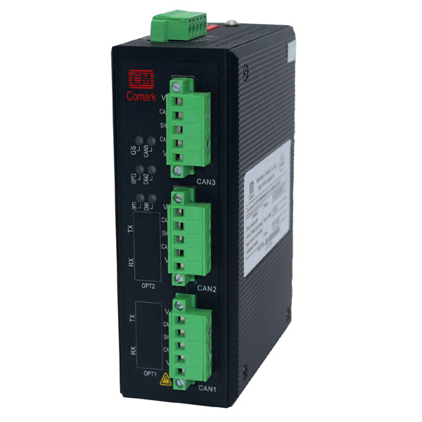 Ci-AA30/DD30/OO30 Series |CAN BUS/DeviceNet/CANOpen HUB Repeater
